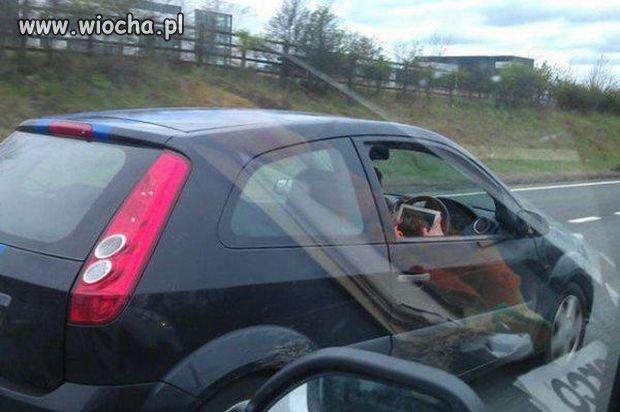 Gówniarze nie kierowcy...