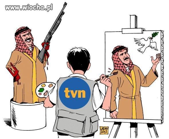 Rzeczywistość według TVN