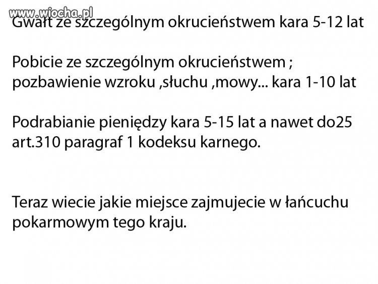 Polskie prawo.