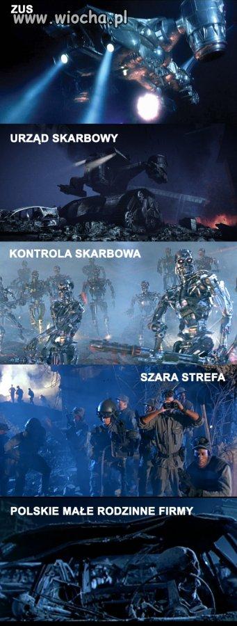 POLSKA - kraj, w którym przyszłość