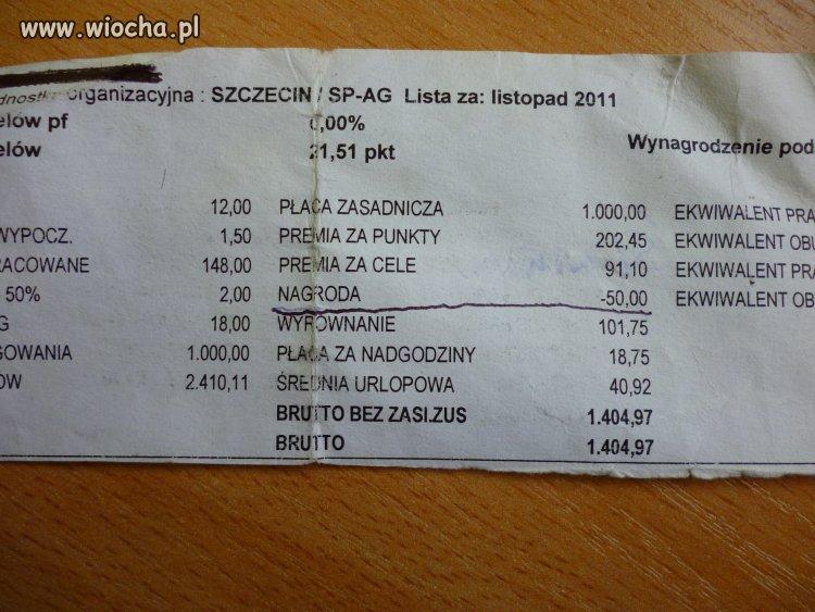 Płaca w sklepie EURO RTV AGD