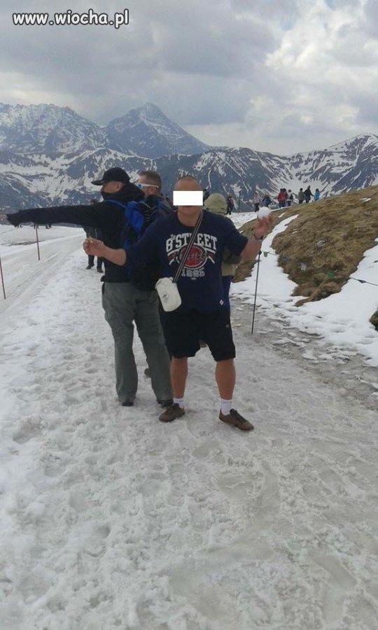 Przygotowany na górskie szlaki