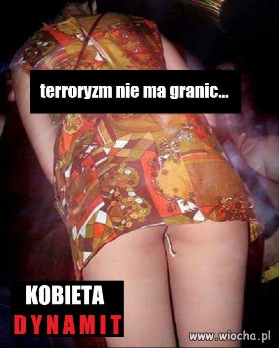 Terrorystycznie skojarzona ...