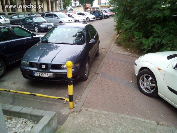 Mistrz parkowania Jasło