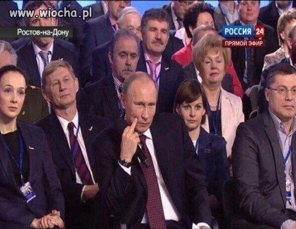 Wyraźne przesłanie dla wrogów Rosji