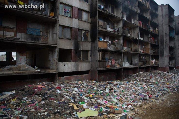 Osiedle Romów w Koszycach