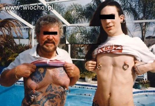 kolczyki na sutkach i tatua� beznadziejny