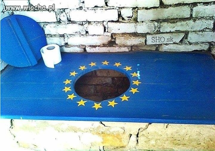 Właściwe miejsce na chore przepisy UE