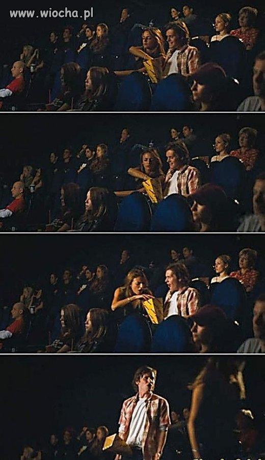 Popcornowa  niespodzianka
