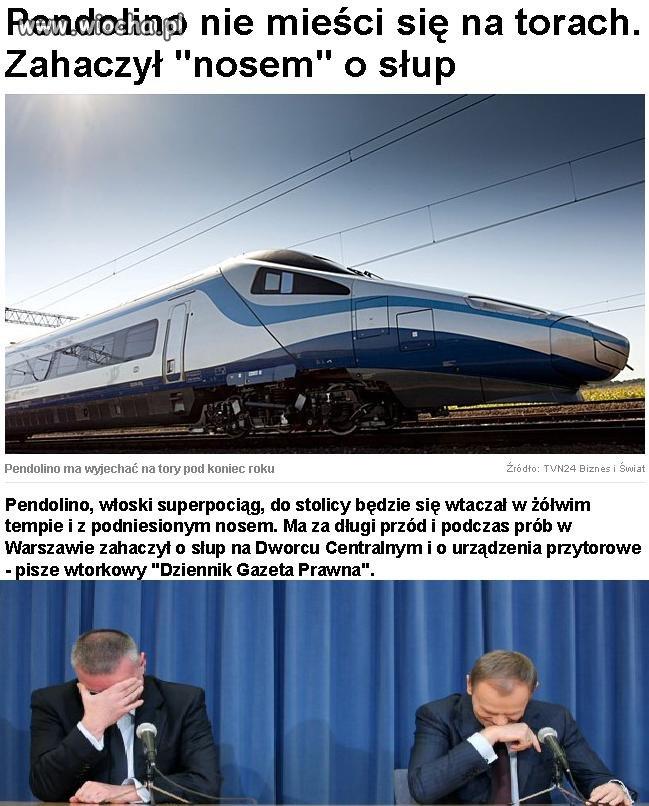 We Francji perony przebudowali