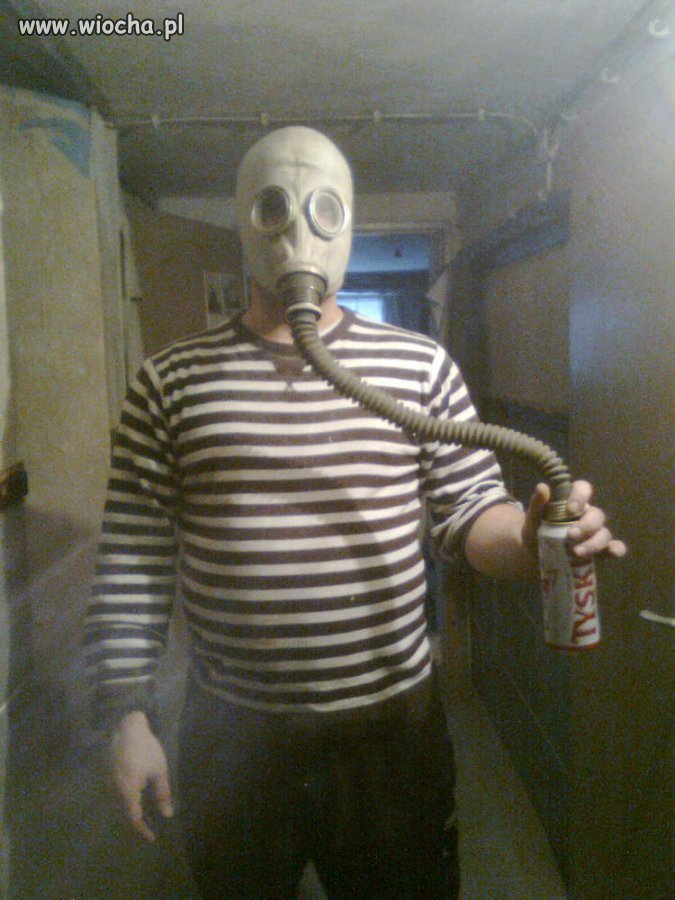 Tak sie pije piwo w wojsku