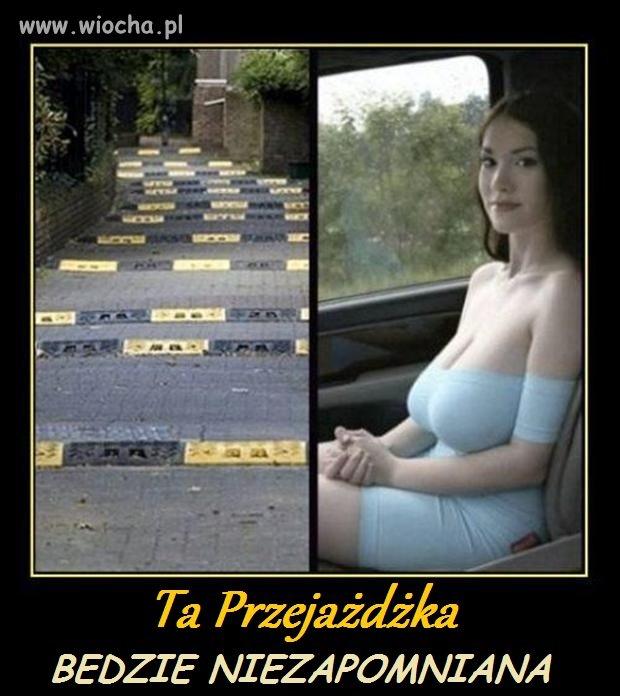 Motywacja każdego kierowcy...