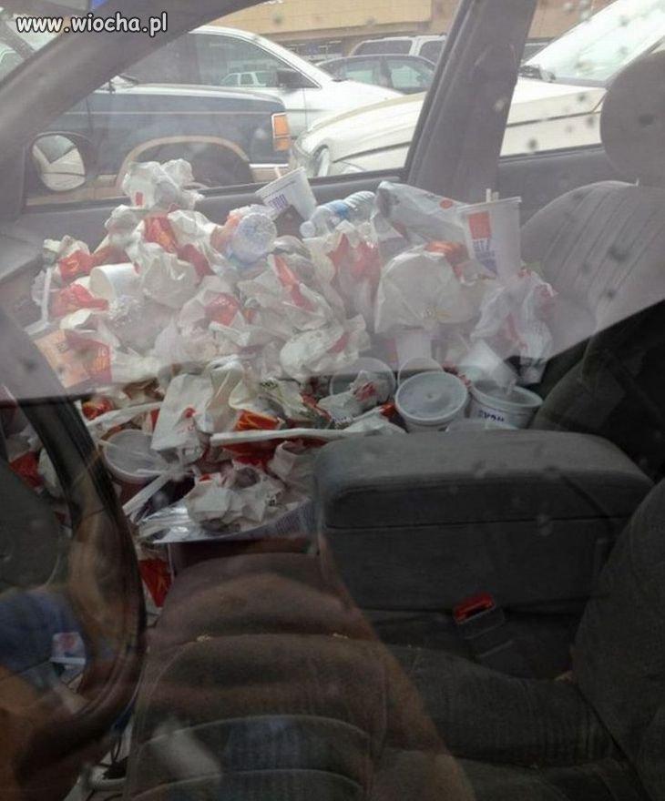 Miłośnik McDonalds
