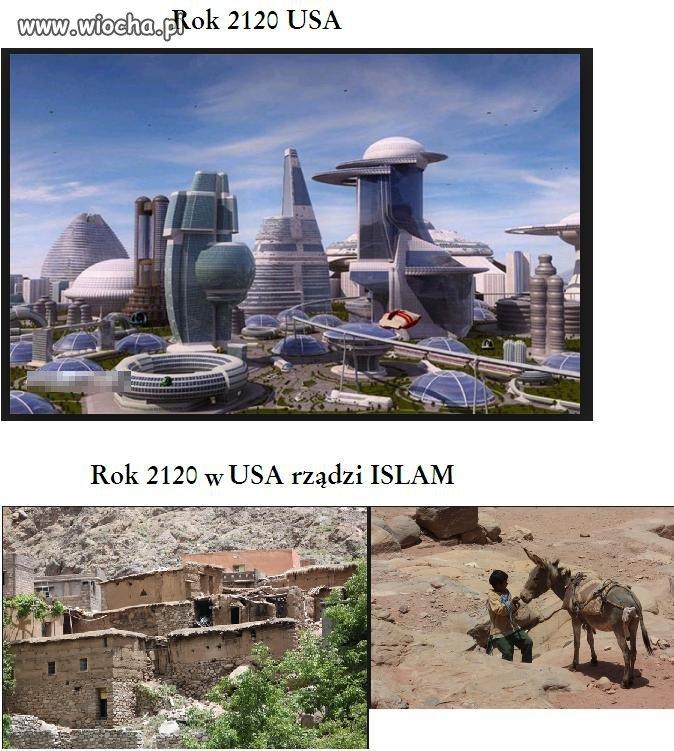 Tak by wyglądał świat pod rządami Terorystów