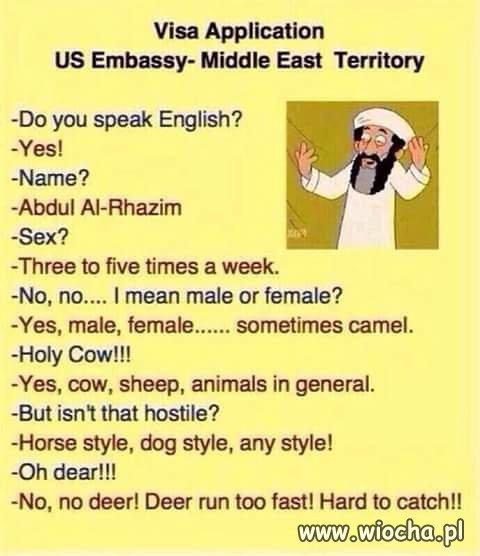 Arab stara się