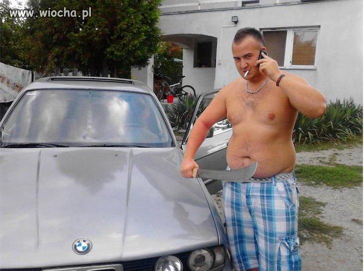 Czy każdy właściciel BMW to taki debil?