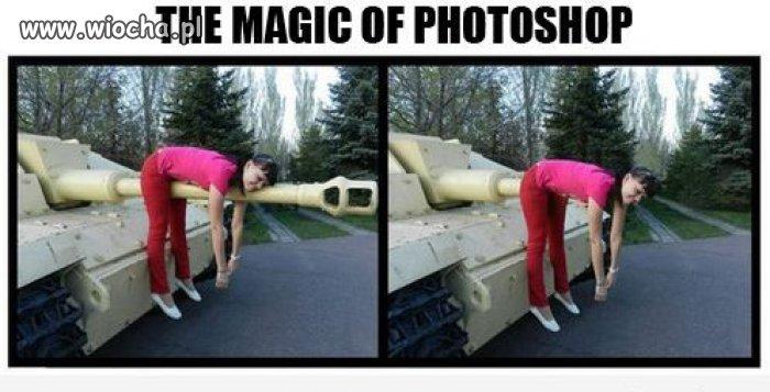 Potęga Photoshopa