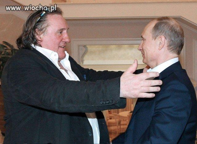 Gérard Depardieu...