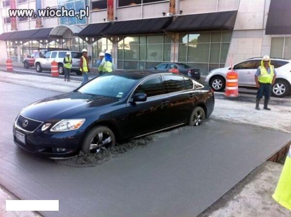 ,,Stałe'' miejsce parkingowe