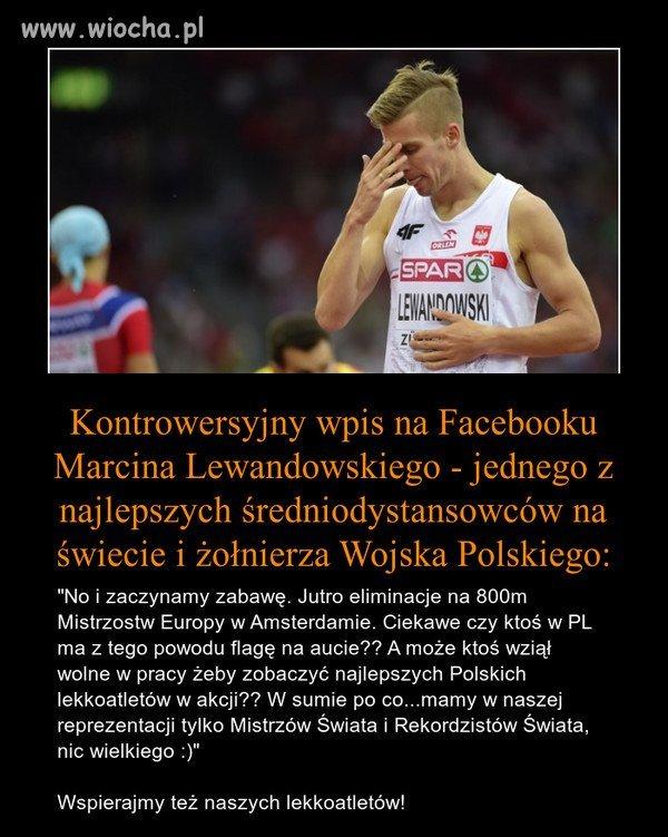 Dobrze napisał, są sporty w których Polacy są dużo