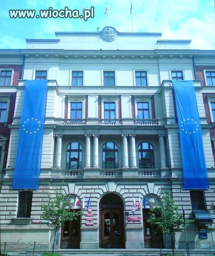 1 maja w Krakowie, urząd wojewódzki...