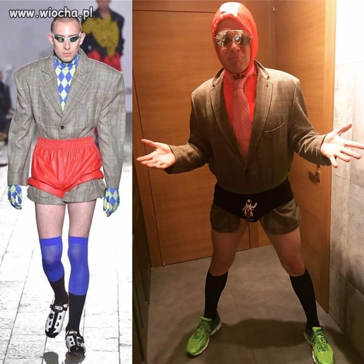 Kto ich tak ubrał ...