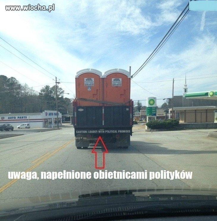 Na polskie warunki to trochę za małe