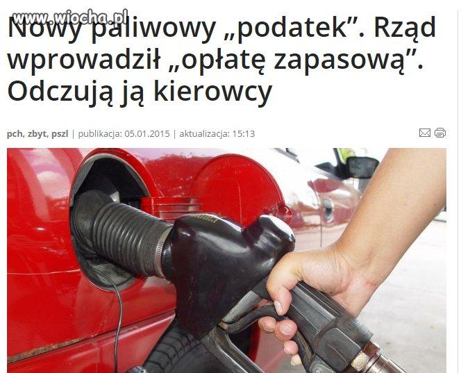 Nowy paliwowy