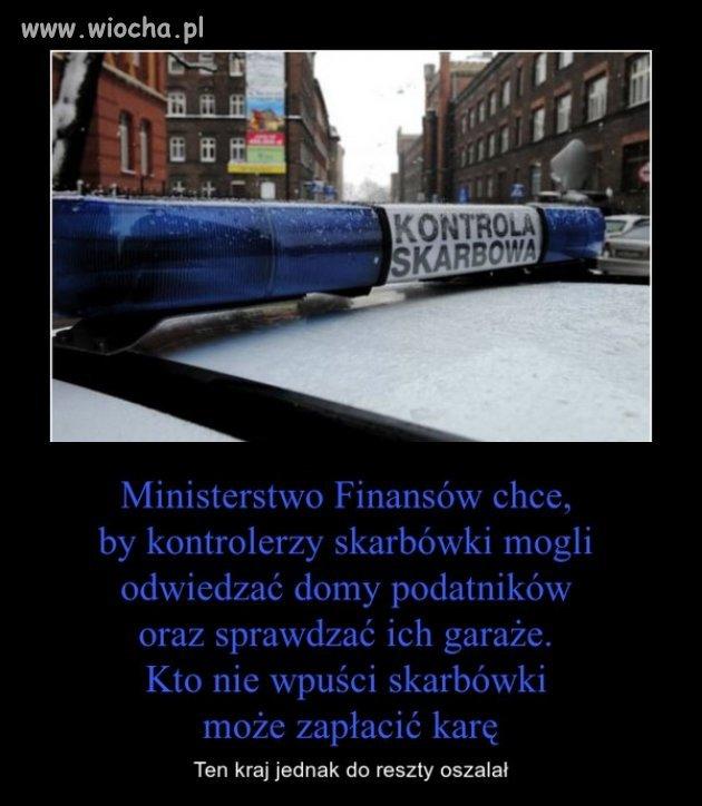 Urząd Skarbowy jak Gestapo