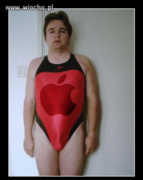 Najwi�kszy fan apple'a