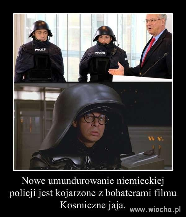 Policja galaktyczna