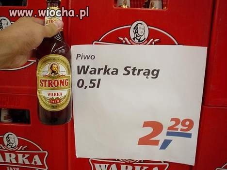 Warka STRĄG !