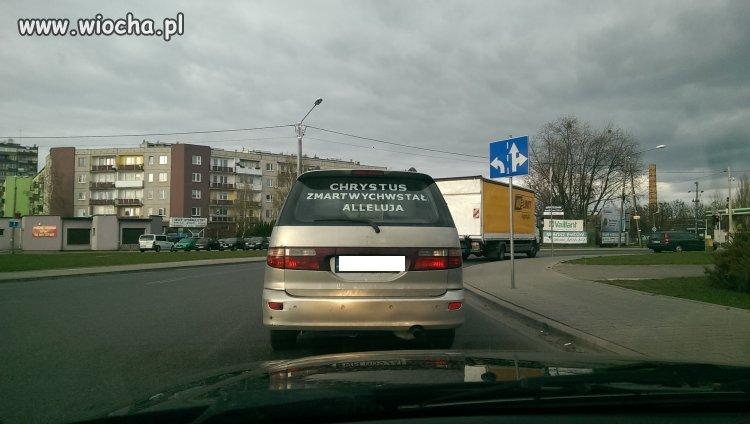 Jezusowy  papa mobile