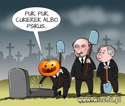 PiS-owski Halloween