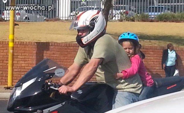 Bardzo odpowiedzialny tata
