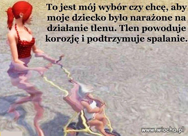 Z cyklu - Mądrości Madek.