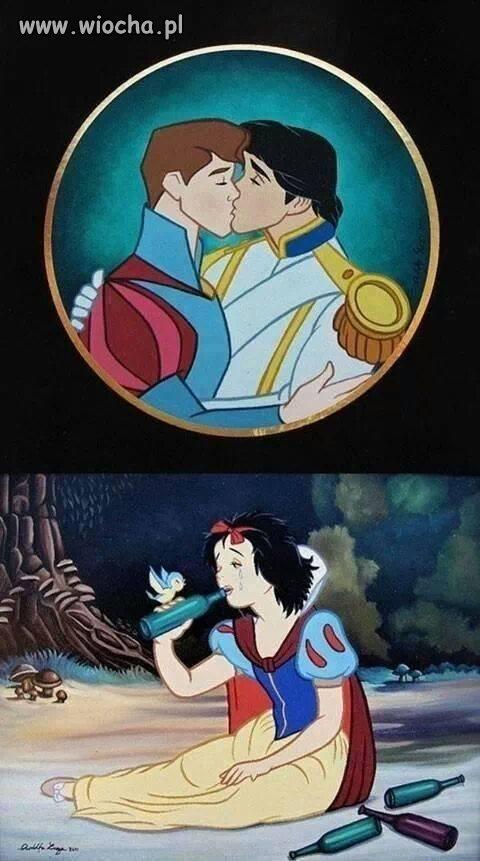 Wyjaśniono dlaczego śpiąca królewna była śpiąca