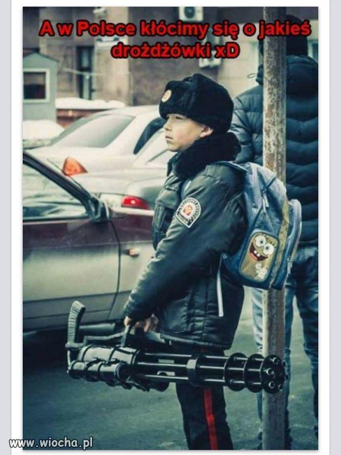 W Rosji numer z drożdżókami nie przeszedłby