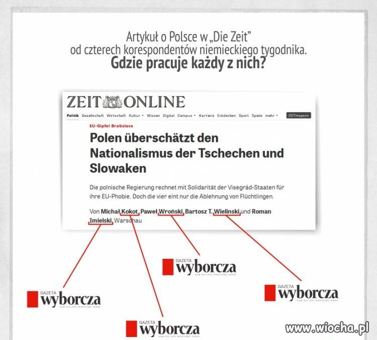 Tak Polsk� oczerniaj� polscy dziennikarze