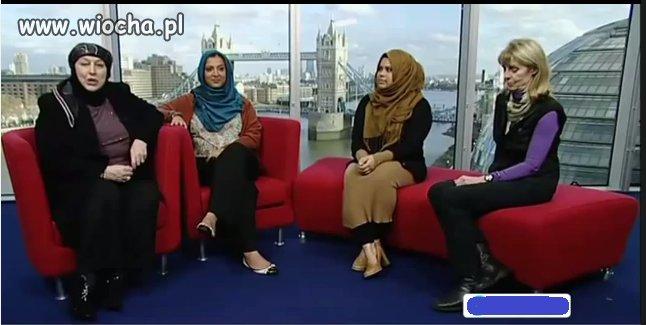 Brytyjski program dla kobiet.