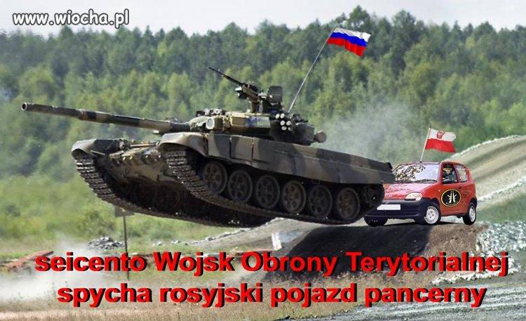 Nowe pojazdy Macierewicza