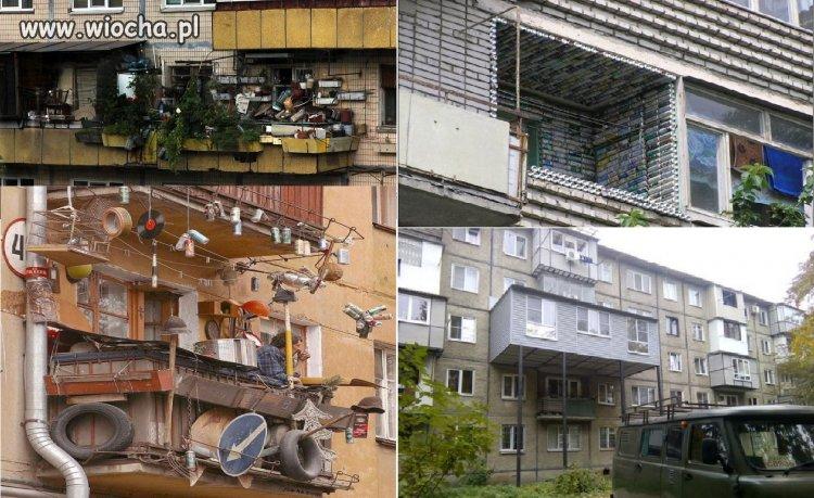 Miszczowie balkoniarstwa.
