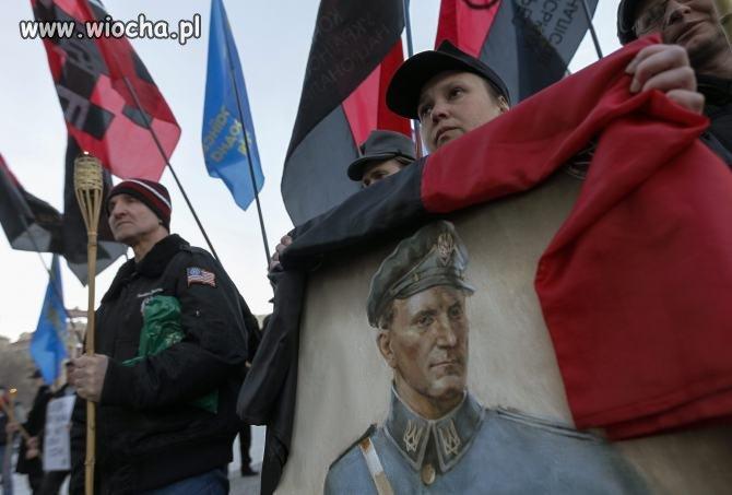 TUSK mówi opieka medyczna dla Banderowców