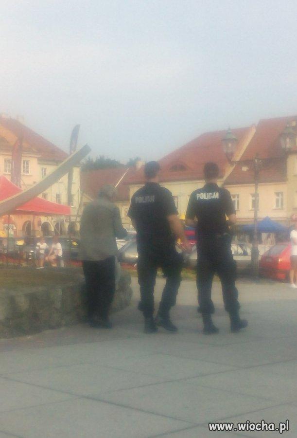 Policja w Wodzisławiu Śląskim