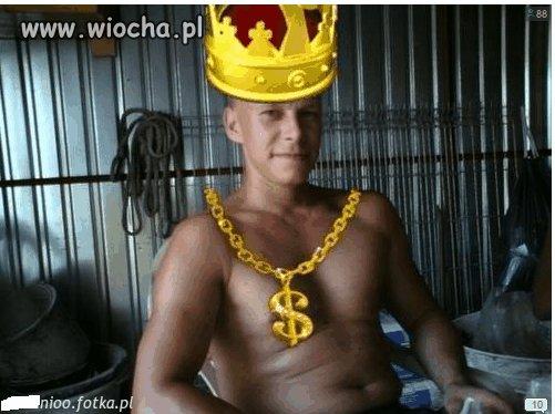 Wielki król.
