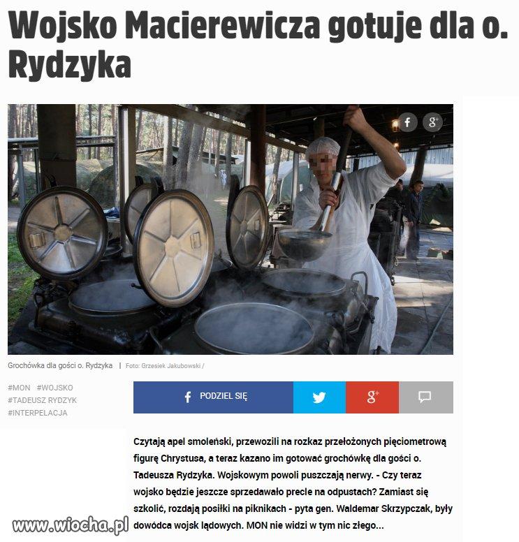 Do czego w Polsce służy wojsko...