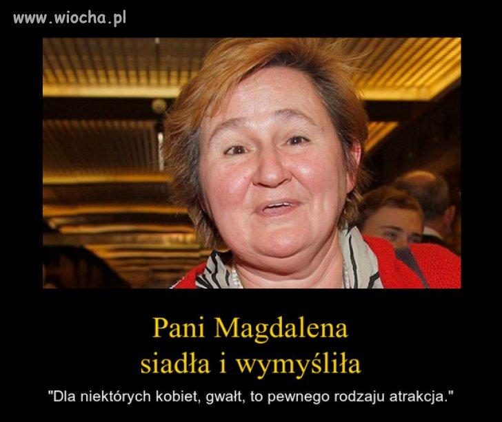 Pani Magdaleno,
