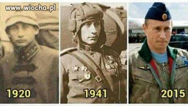 Władimir Nieśmiertelny Putin
