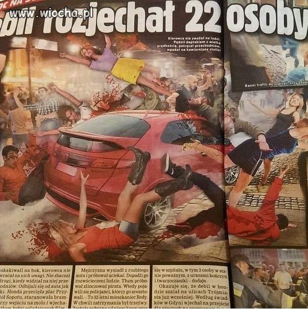 Takie rzeczy tylko w Polsce.