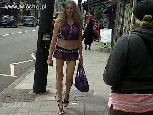 Sexy babcia